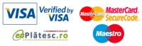 Plata card Visa Master Card