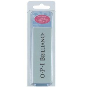 OPI Buffer Brilliance Block - pila pentru luciu cu 4 fete