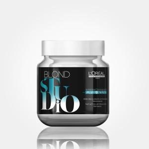 L'Oreal Professionnel BLOND STUDIO Platinium Plus - Pasta decoloranta cu actiune rapida - 500 gr.