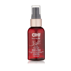 CHI Rose Hip Repair & Shine Tonic  - Tratament fara clatire protector pentru parul vopsit - 59 ml