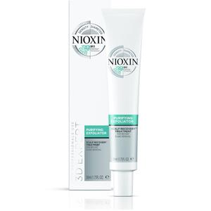 NIOXIN Purifying Exfoliator - Tratament exfoliant pentru indepartarea instanta a matretii 50ml
