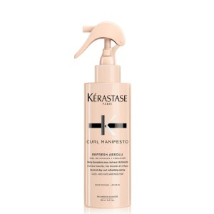 Kerastase Curl Manifesto Refresh Absolu Spray - Spray revigorant de bucle pentru a 2 a zi 190 ml
