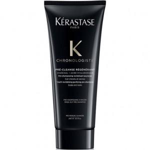 Kerastase Chronologiste Pre-cleanse Régénérant - Pre-șampon purificator pentru a curăța în profunzime scalpul și rădăcinile - 200 ml