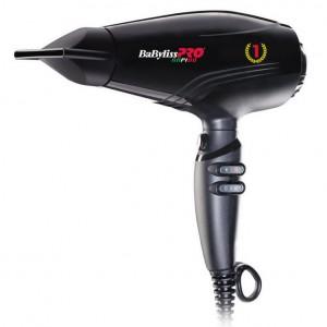 Babyliss Pro Rapido Black - Feon profesional pentru uscarea parului 2200W ( cod BB7000IE )