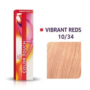 Wella Professionals Color Touch - 10/34 Lightest blonde/Gold red -60 ml
