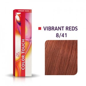 ​Wella Professionals Color Touch 8/41 Light blonde/Red ash -60 ml
