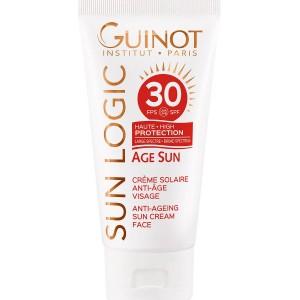 Guinot Age Sun Anti-Ageing Sun Cream Face SPF30 - Crema pentru protectie, anti-imbatranire 50 ml