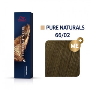 Wella Professionals Koleston Perfect Me Hair Color - 66/02 Intense Dark Blonde/Natural -60 ml