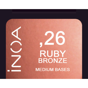 Vopsea INOA .26 - RUBY BRONZE - 60ml
