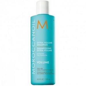 Moroccanoil Extra Volume Shampoo - Sampon Volum pentru toate tipurile de par in special fin/radacini grase 250ml