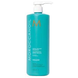 Moroccanoil Extra Volume Shampoo - Sampon volum par fin/radacini grase 1000ml - EDITIE LIMITATA