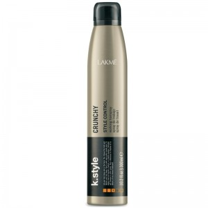 Lakme K.Style Crunchy Working Hairspray - Fixativ cu fixare medie - 300 ml
