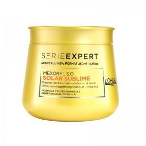L'Oréal Professionnel Série Expert Solar Sublime Mask - Masca intensiv regeneranta dupa o zi petrecuta la plaja - 250 ml