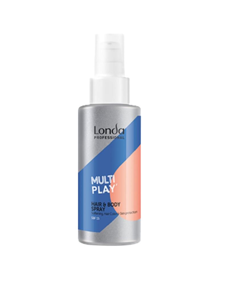 Londa Multiplay Hair & Body Spray - Lotiune pentru Par si Corp - 100ml