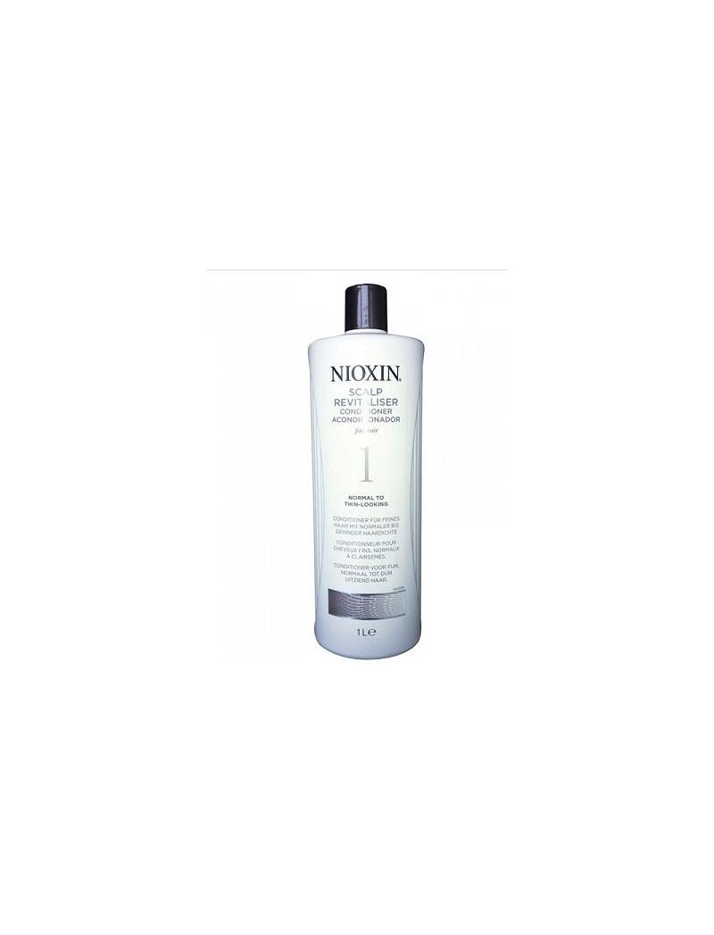 Nioxin 1 Scalp Revitalizer - Balsam tratament cu clatire - 300ml / 1000ml