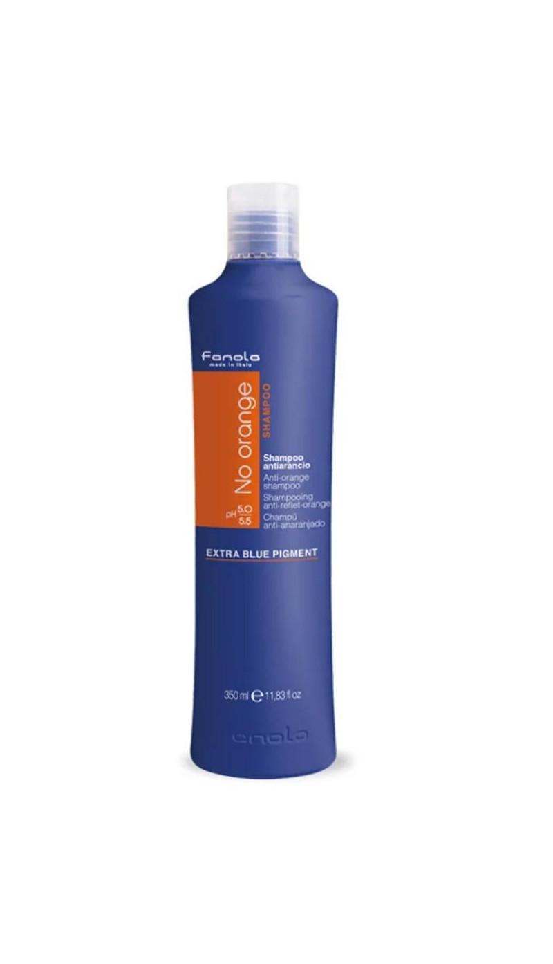 Fanola No Orange Shampoo - Sampon pentru neutralizarea tonurilor de portocaliu 350 ml