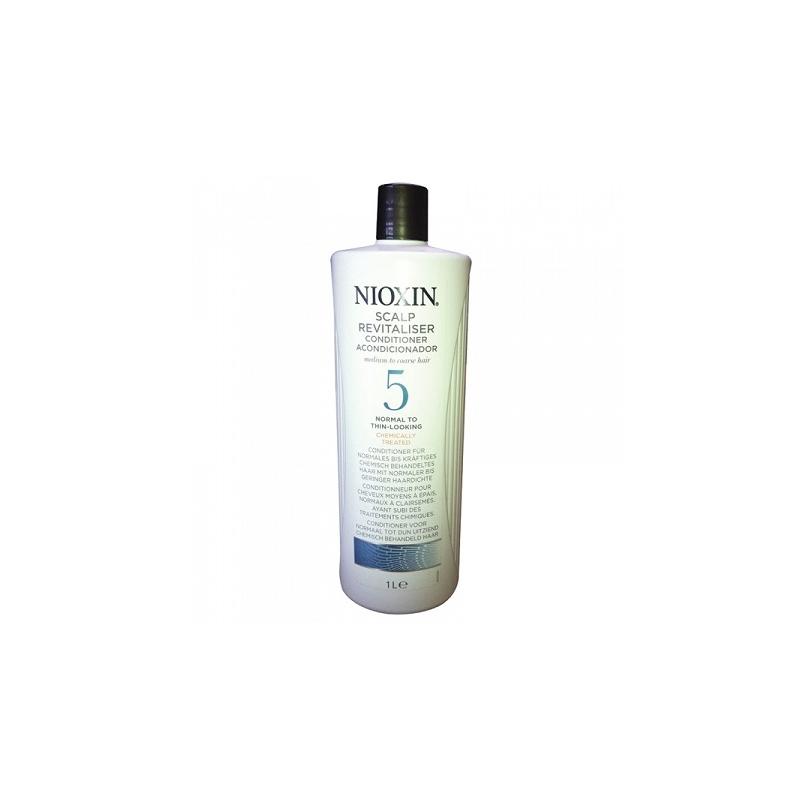 NIOXIN 5 Scalp Revitaliser - Balsam tratament cu clatire - 300ml / 1000ml