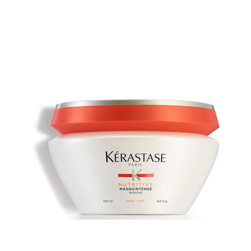 Kerastase Masquintense Irisome Thick - Masca nutritiva pentru parul uscat cu fir mediu spre gros - 200ml