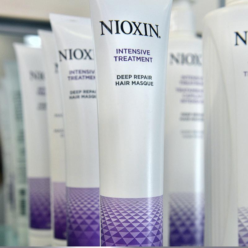 Nioxin Deep Repair Hair Masque - Masca intens reparatoare pentru fortifierea firului de par - 150 ml / 500ml
