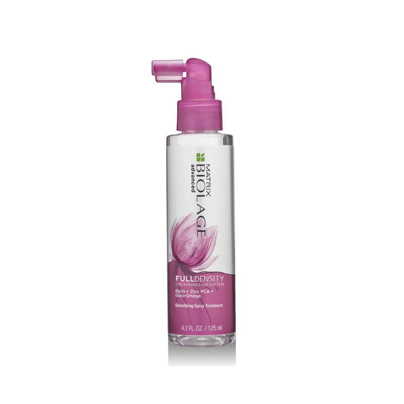 Matrix Biolage Fulldensity Leave-in Treatment - Tratament-spray fara clatire pentru densifiere cu efect volumizant si prevenire a caderii parului - 125 ml