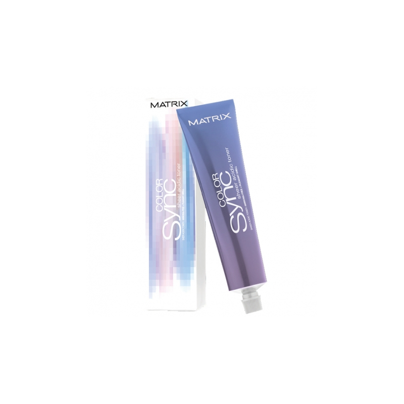 Matrix Color Sync Sheer Acidic Toner Clear 90ml - LF Hair