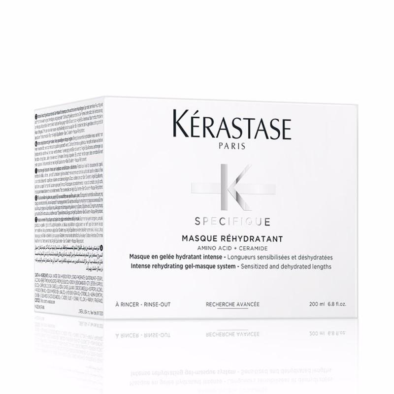 Kérastase Specifique Masque Réhydratant Hair Mask Gel- Mască cu efect intens de rehidratare 200ml