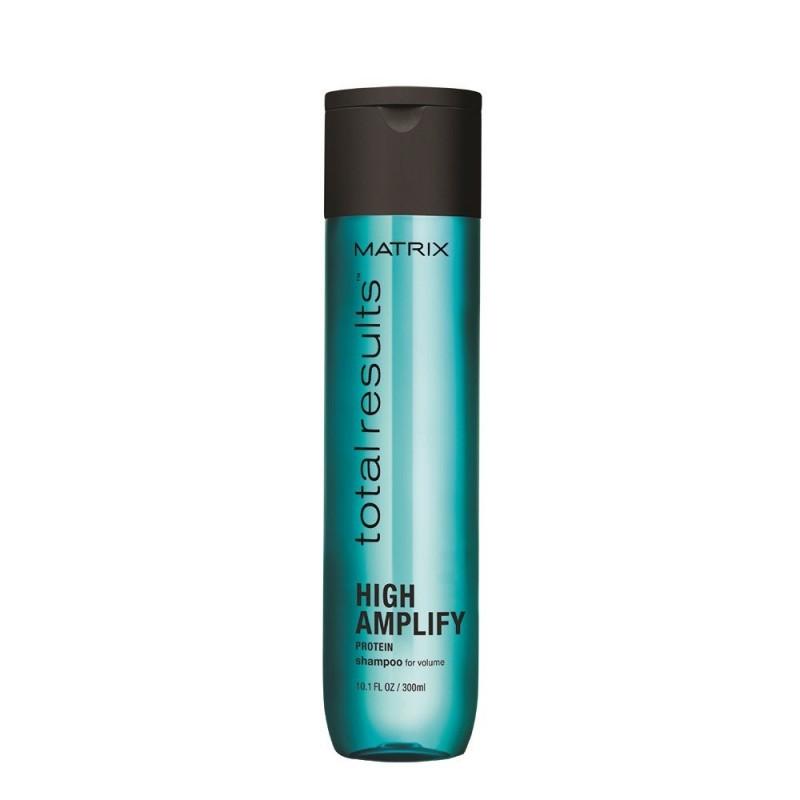 Matrix Total Results High Amplify Shampoo Protein - Sampon volumizant pentru parul fin fara viata - 300 ml / 1000ml