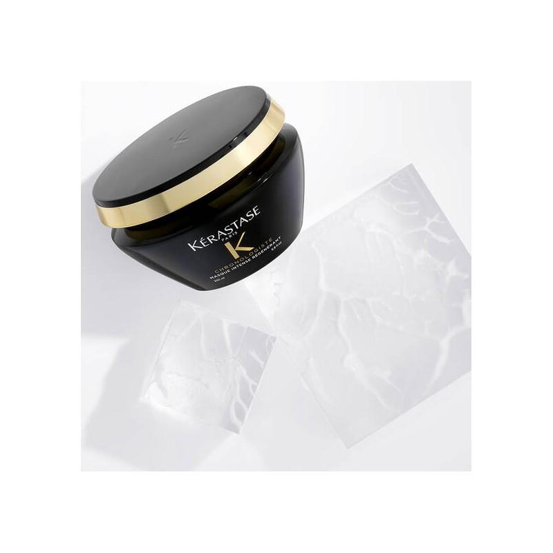 Kerastase Chronologiste Masque Profond Régénérant - Mască de păr luxurianta și revitalizantă pentru toate tipurile de păr, adăugând strălucire și catifelare - 200 ml