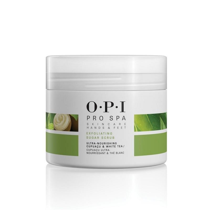 OPI Pro Spa Exfoliating Sugar Scrub - Crema exfolianta pe baza de zahar 249g