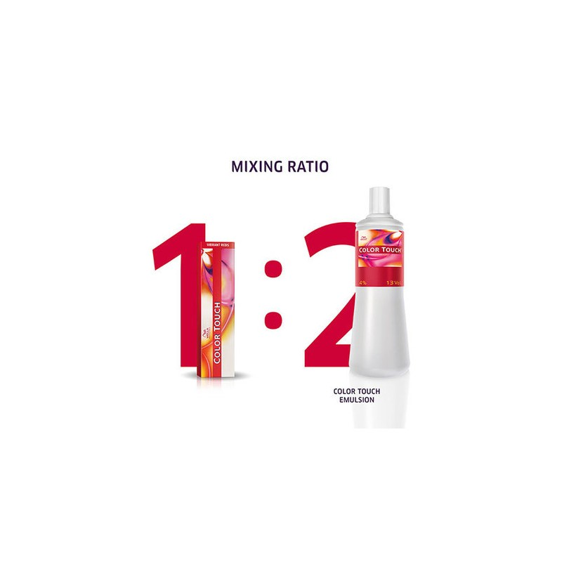 Wella Professionals Color Touch 8/41 Light blonde/Red ash -60 ml