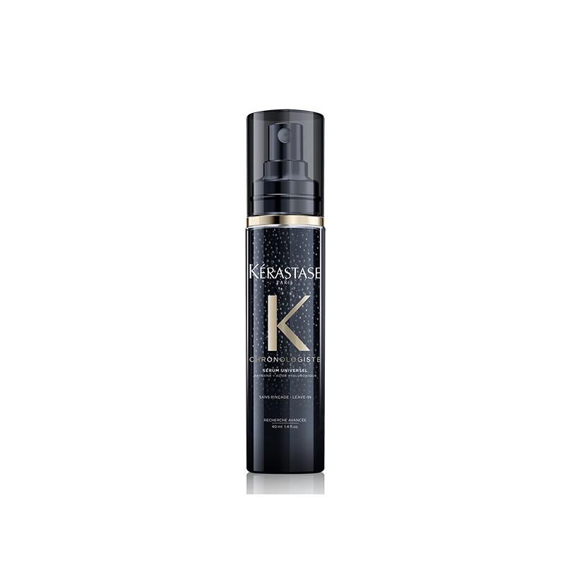 Kerastase Chronologiste Serum Universel Caviar - Serum revitalizant pentru scalp si par, pentru o vitalitate reînnoită - 40 ml