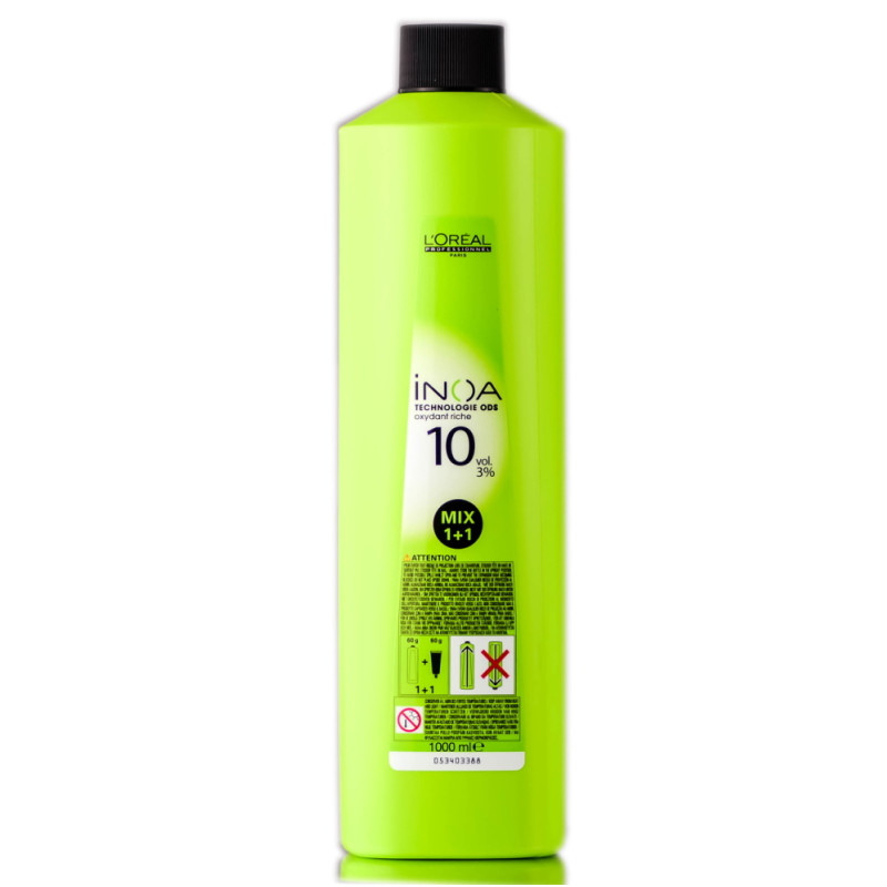 L`Oreal INOA Oxidant crema - 3% 10 vol - 1000ml