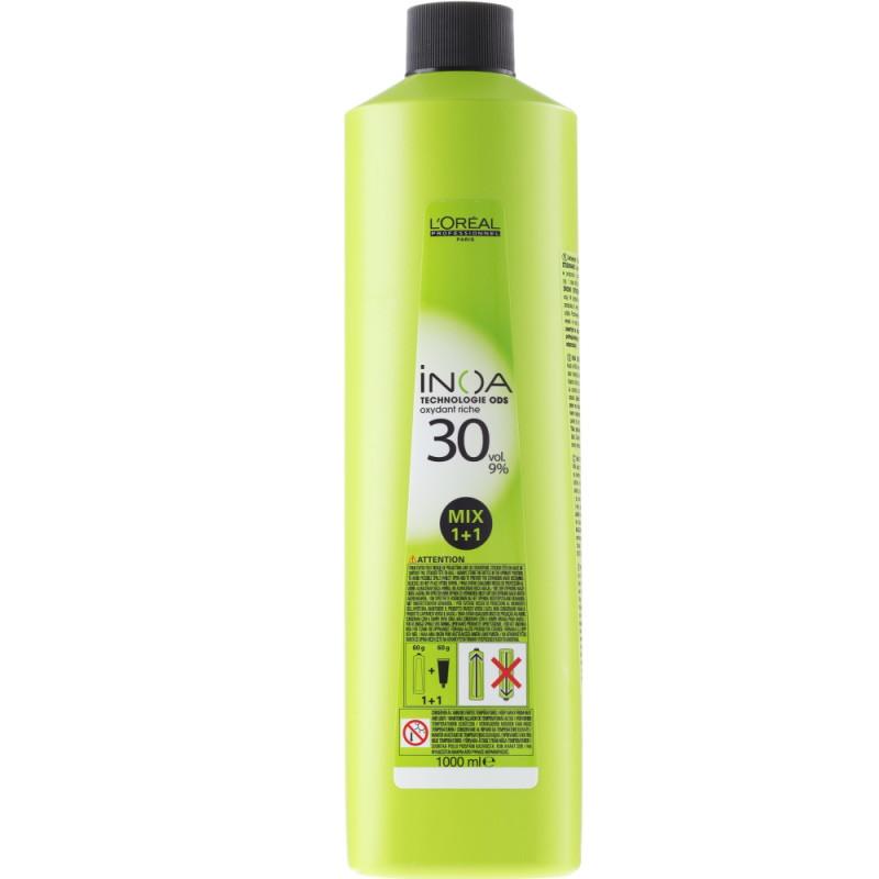 L`Oreal INOA Oxidant crema - 9% 30 vol - 1000ml