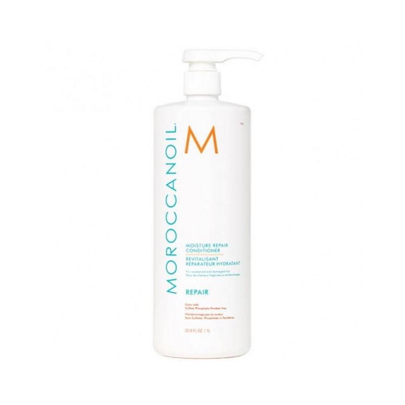 Moroccanoil Moisture Repair Conditioner - Balsam tratament reparator hidratant pentru par slabit si deteriorat - 1000ml