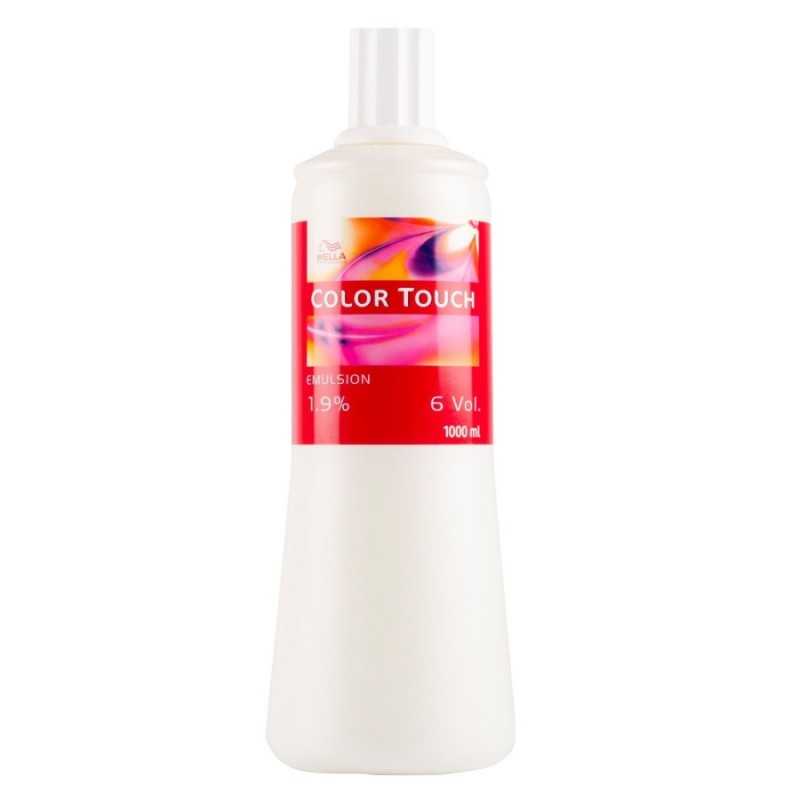Wella Professionals Color Touch - Oxidant Emulsie - 1.9% 6vol - 1000ml