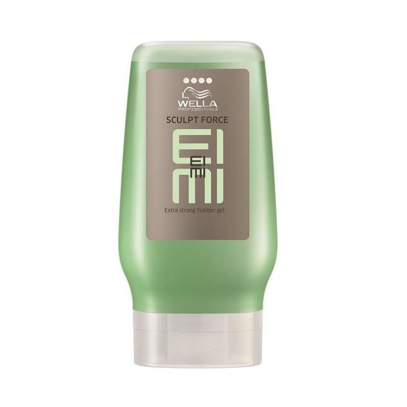 Wella Professionals EIMI Sculpt Force Flubber - Gel cu fixare puternica - 125 ml