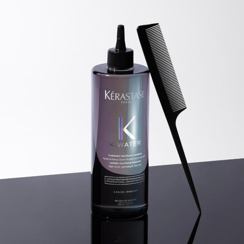 Kérastase K Water - Tratament lamellar restructurant pentru un luciu intens- 400ml