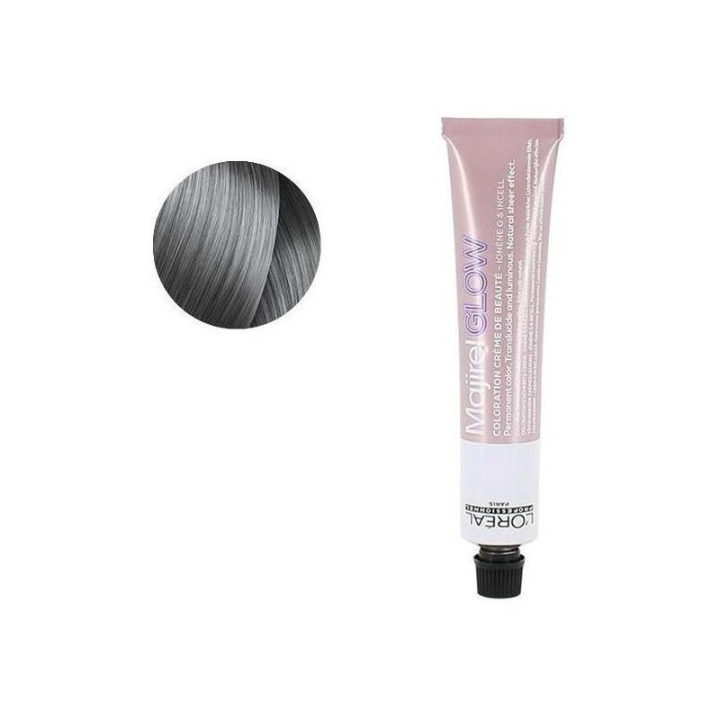 LOreal MAJI GLOW LIGHT BASE .11 - Silver Star/Deep Ash - Nuanta metalica pentru baze deschise de la 6 la 10 - 50ml