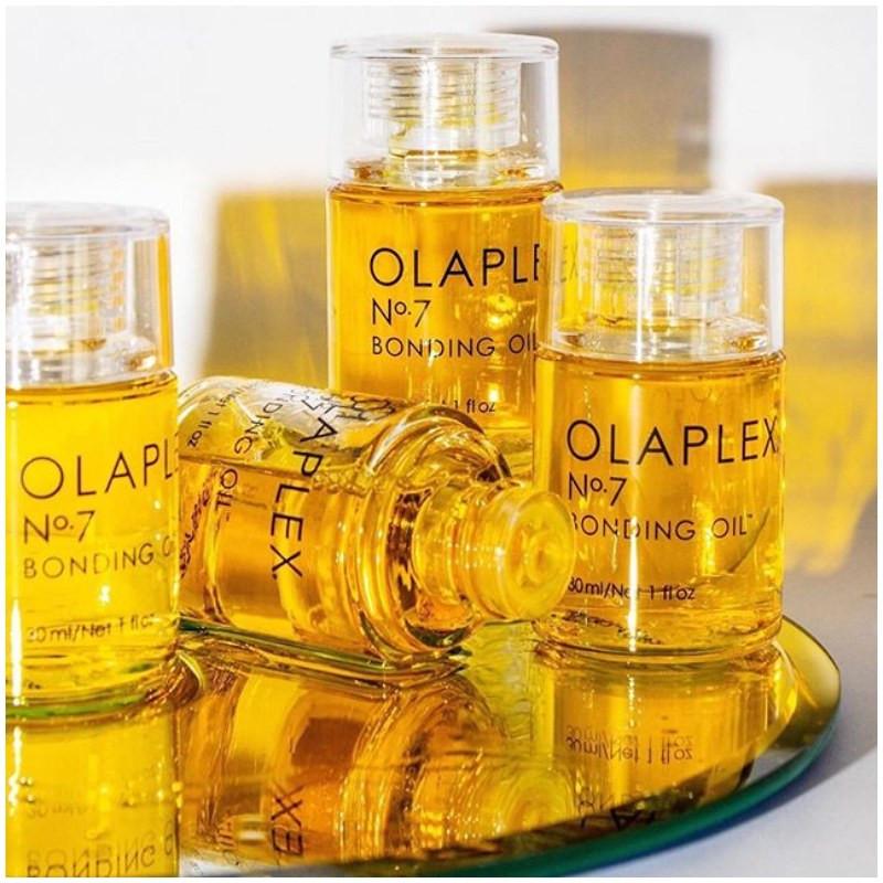 Olaplex  No. 7 Bonding Oil - Ulei pretios pentru toate tipurile de par - 30ml
