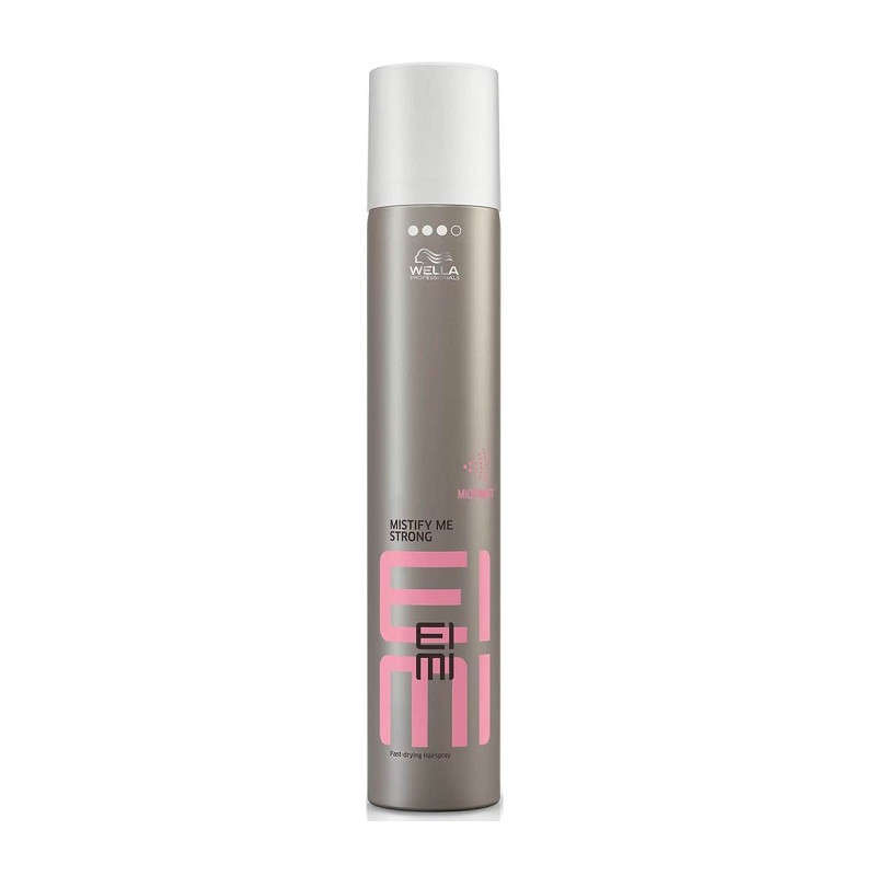 Wella Professionals EIMI Mistify Me - Spray fixativ cu fixare puternica 3/4 - 500 ml