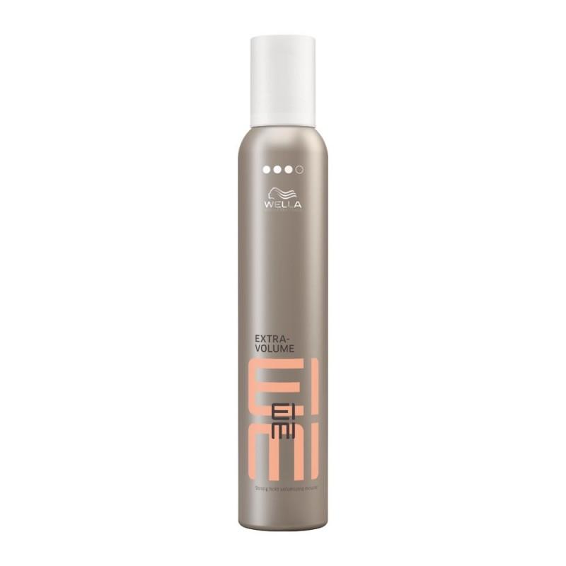 Wella Professionals EIMI Extra Volume - Spuma pentru volum cu fixare puternica 3/4 - 300 ml