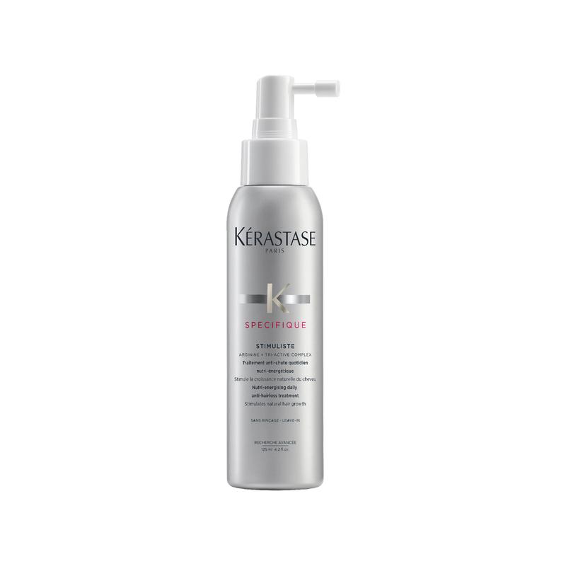 Kérastase Specifique Stimuliste Hair Thickener - Tratament nutri-energic zilnic pentru prevenirea caderii parului si accelerarea cresterii - 125ml : AMINEXIL 15000 PPM +GLUCO-LIPIDE + ARGININE + VIT. PP