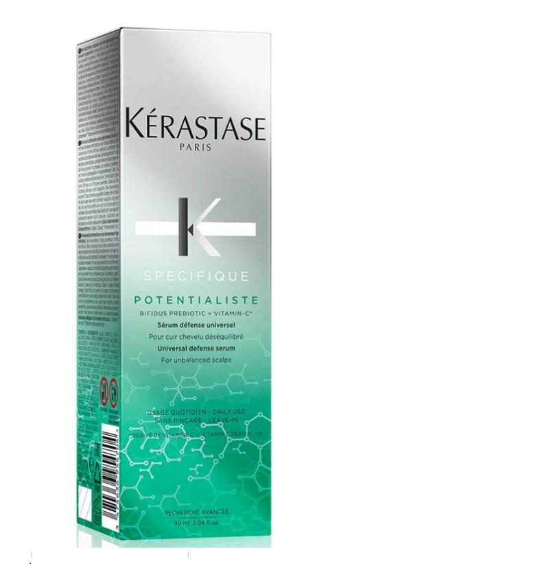 Kérastase Specifique Potentialiste Hair Serum - Serum pentru scalp dezechilibrat 90ml