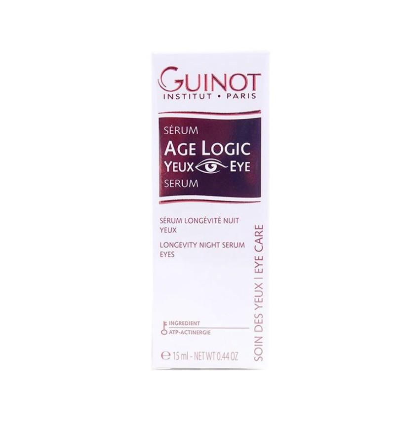 Guinot Age Logic Age Serum Yeux  - Ser antirid intens pentru ochi si pleoape - 15 ml